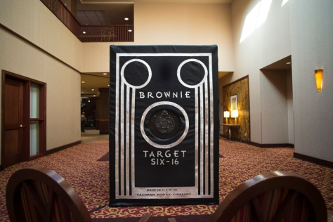 Brownie In Motion installed at Embassy Suites Lincoln during the 2013 Midwest SPE Conference